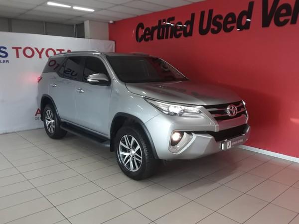 2017 Toyota Fortuner 2.8GD-6 RB Auto Gauteng Edenvale_0