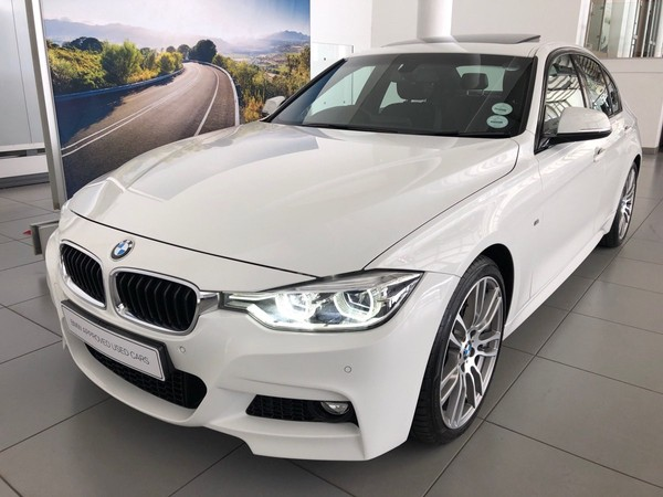 2016 BMW 3 Series 320i M Sport Auto Gauteng Roodepoort_0