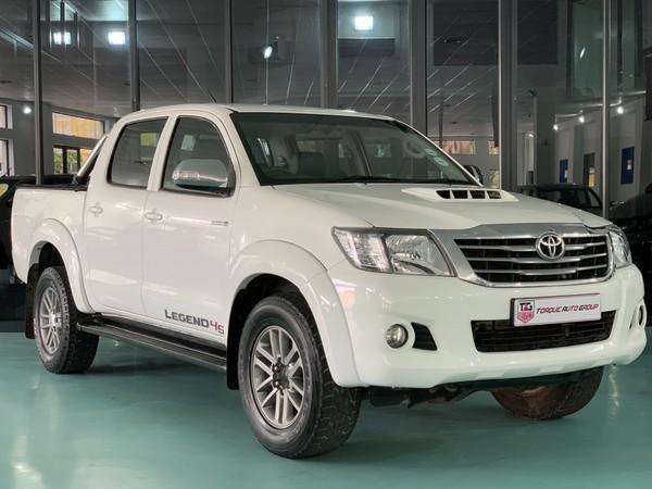 2015 Toyota Hilux 3.0 D-4D LEGEND 45 4X4 Double Cab Bakkie Kwazulu Natal Durban_0
