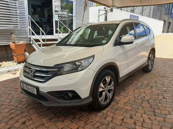2013 Honda CR-V 2.4 Vtec Executive At  Western Cape Cape Town_0