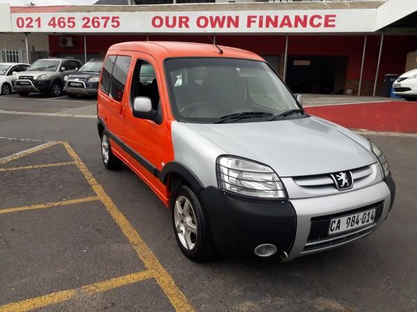 2005 Peugeot Partner 2.0 Grand Raid  Western Cape Cape Town_0