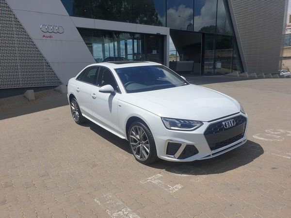 2020 Audi A4 2.0T FSI Advanced STRONIC 40 TFSI Gauteng Sandton_0