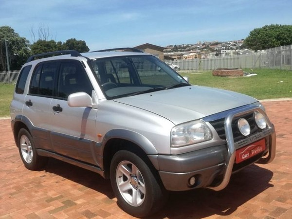 2002 Suzuki Grand Vitara 2.5 V6 Jx 5dr  Eastern Cape Port Elizabeth_0