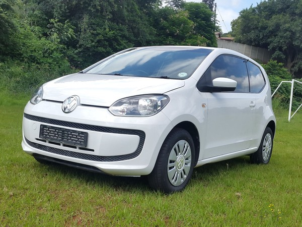 2016 Volkswagen Up Move UP 1.0 3-Door Kwazulu Natal Durban North_0