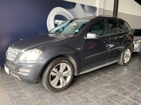 2010 Mercedes-Benz M-Class Ml 350 Cdi At  Gauteng Four Ways_0