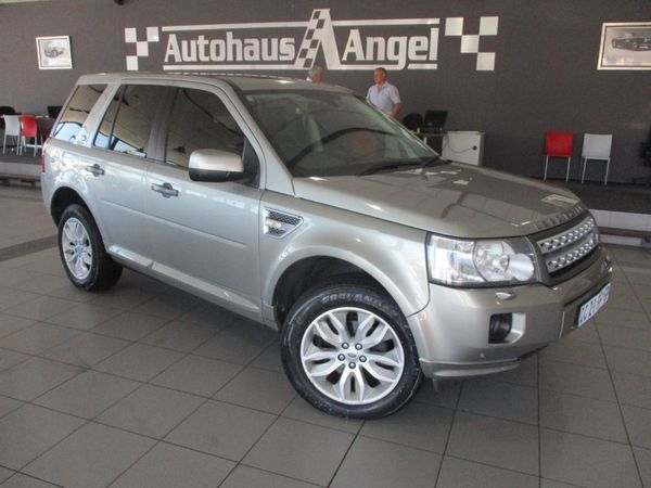2012 Land Rover Freelander Ii 2.2 Sd4 Se At  Western Cape Milnerton_0