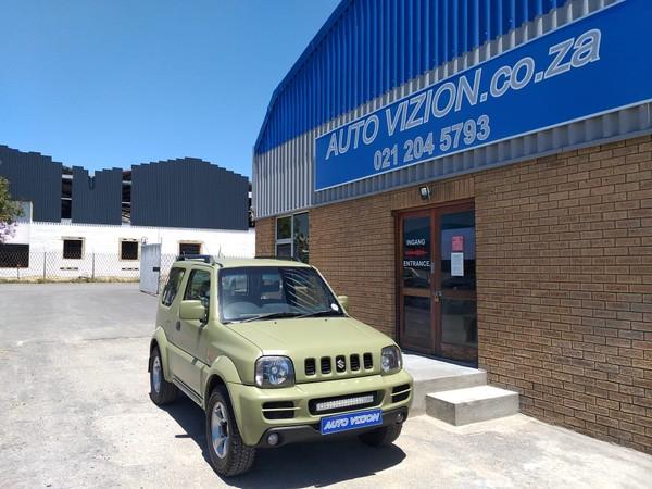 2009 Suzuki Jimny 1.3  Western Cape Brackenfell_0