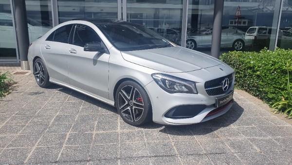 2018 Mercedes-Benz CLA-Class 250 Sport 4MATIC Western Cape Somerset West_0