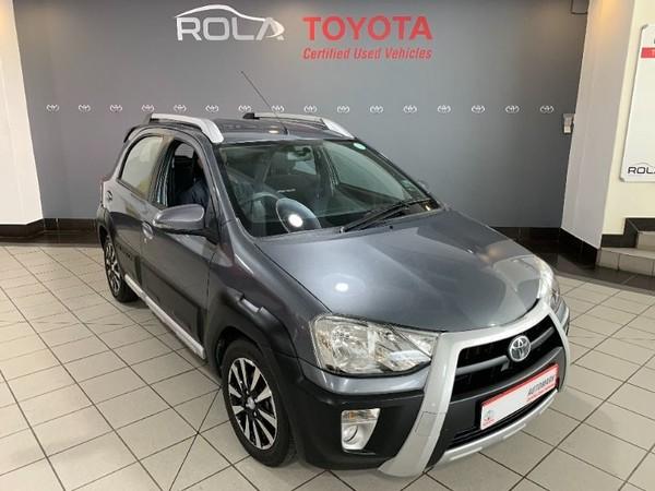 2020 Toyota Etios Cross 1.5 Xs 5Dr Western Cape Somerset West_0