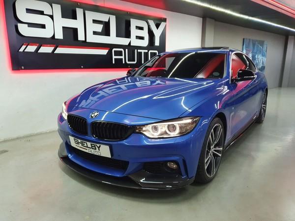 2017 BMW 4 Series 440i Coupe M Sport Auto Gauteng Marlboro_0