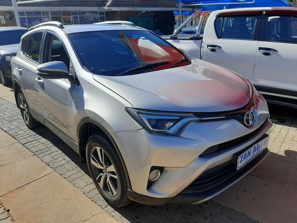 2017 Toyota Rav 4 2.0 GX Auto Gauteng Bramley_0