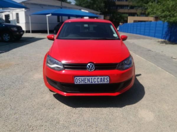 2013 Volkswagen Polo 1.6 Comfortline 5dr  Gauteng Kempton Park_0