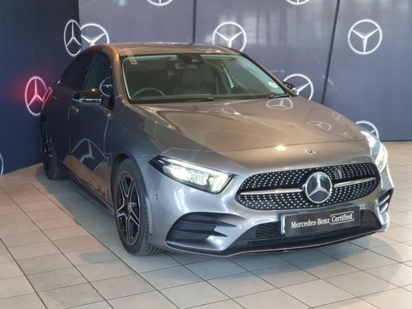 2019 Mercedes-Benz A-Class A200 4-Door Gauteng Sandton_0