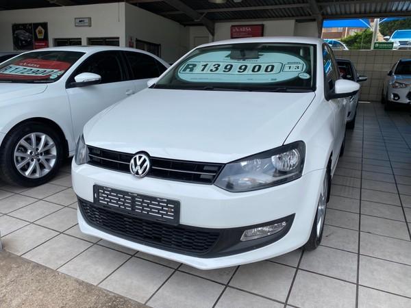 2013 Volkswagen Polo 1.6 Comfortline 5dr  Gauteng Krugersdorp_0