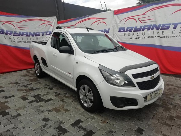 2013 Chevrolet Corsa Utility 1.3d Sport Pu Sc  Gauteng Randburg_0