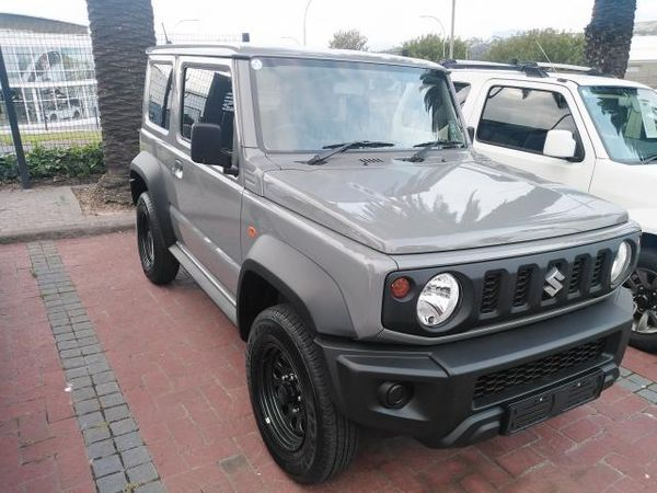 2020 Suzuki Jimny 1.5 GA Western Cape Tygervalley_0