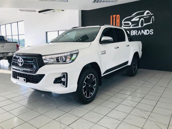 2020 Toyota Hilux 2.8 GD-6 RB Raider Auto Double Cab Bakkie Mpumalanga Nelspruit_0