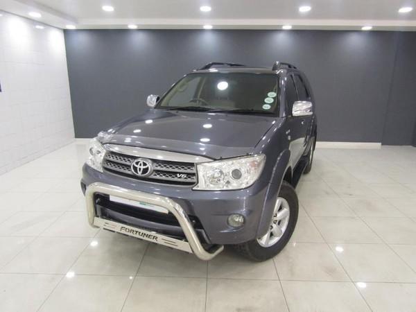 2012 Toyota Fortuner 4.0 V6 Rb At  Gauteng Pretoria_0