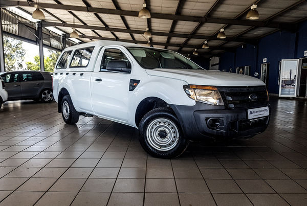 2015 Ford Ranger 2.2tdci Xl Pu Sc  Mpumalanga Middelburg_0