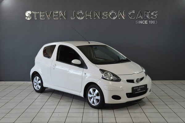 2012 Toyota Aygo 1.0 Wild 3dr  Western Cape Cape Town_0