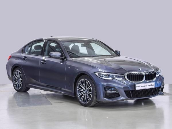 2019 BMW 3 Series 320D M Sport Launch Edition Auto G20 Gauteng Midrand_0
