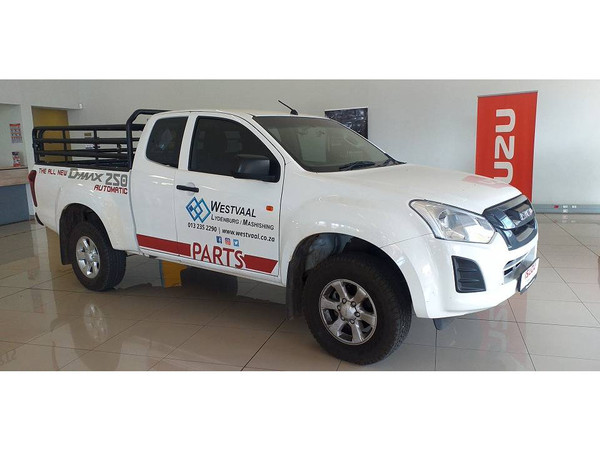 2020 Isuzu D-MAX 250 HO Hi-Rider Auto ECAB PU Mpumalanga Lydenburg_0