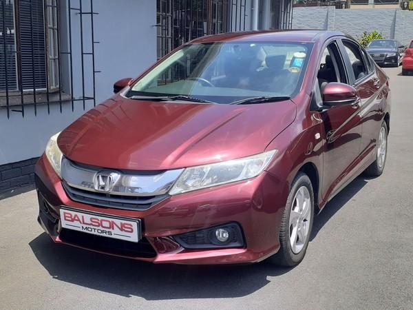 2014 Honda Ballade 1.5 Elegance  Kwazulu Natal Durban_0