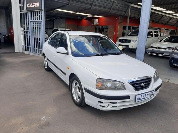2007 Hyundai Elantra 1.6 Gls  Gauteng Boksburg_0