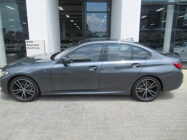 2020 BMW 3 Series 320i M Sport Auto G20 Gauteng Midrand_0