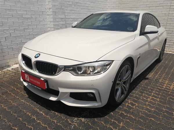 2014 BMW 4 Series 435i Coupe M Sport Auto Gauteng Boksburg_0
