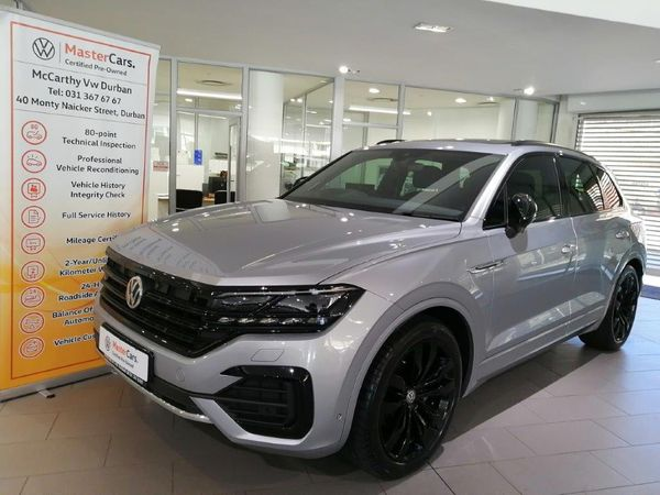 2020 Volkswagen Touareg 3.0 TDI V6 Executive Kwazulu Natal Durban_0