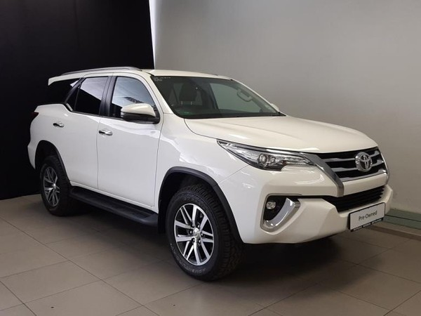 2018 Toyota Fortuner 2.8GD-6 RB Auto Free State Bethlehem_0