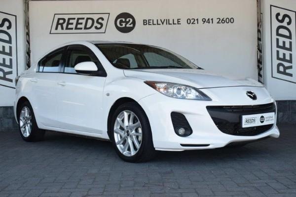 2014 Mazda 3 1.6 Dynamic  Western Cape Bellville_0