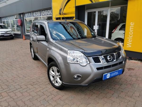 2013 Nissan X-Trail 2.0 Dci 4x2 Xe r82r88  Gauteng Randburg_0