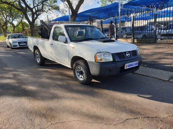 2013 Nissan NP300 Hardbody 2.5 TDI TOW TRUCK Gauteng Pretoria West_0