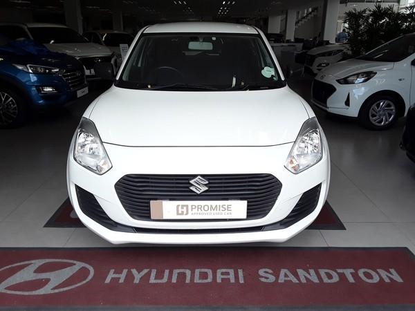 2018 Suzuki Swift 1.2 GA Gauteng Sandton_0