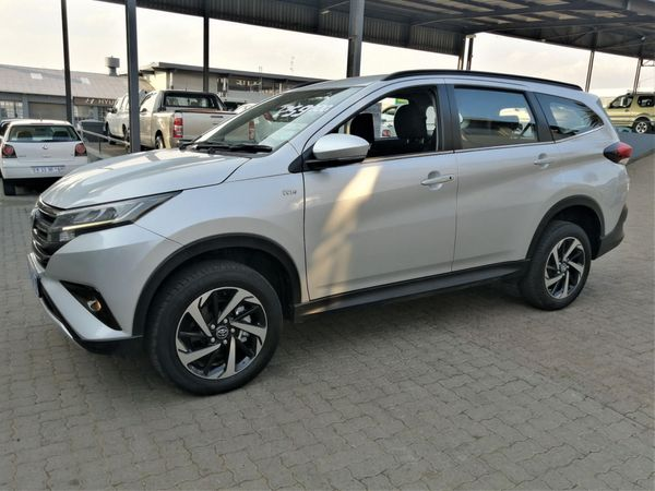 2019 Toyota Rush 1.5 Mpumalanga Ermelo_0