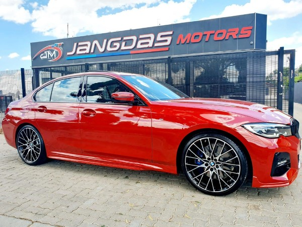 2021 BMW 3 Series 330is Edition M Sport Auto Gauteng Johannesburg_0