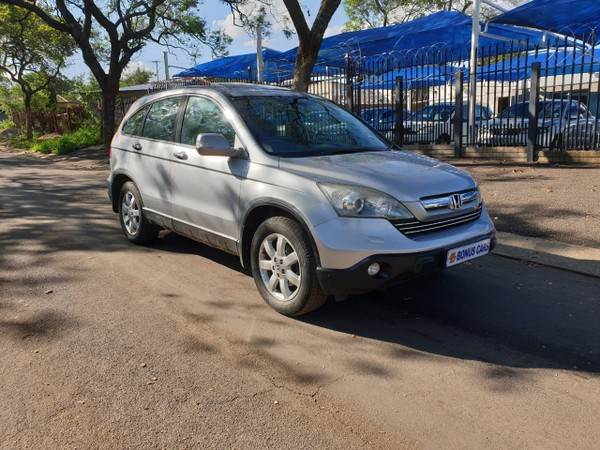 2008 Honda CR-V 2.4 Vtec Rvi At  Gauteng Pretoria West_0