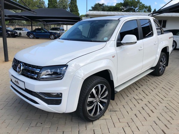 2018 Volkswagen Amarok 3.0 TDi Highline EX 4Motion Auto Double Cab Bakkie Gauteng Sandton_0