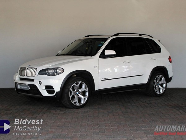 2012 BMW X5 Xdrive40d At  Western Cape Goodwood_0
