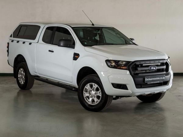 2017 Ford Ranger 2.2TDCi XL Auto Bakkiie SUPCAB Gauteng Pretoria_0