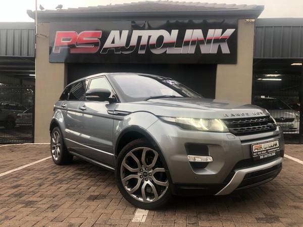 2013 Land Rover Evoque 2.2 Sd4 Dynamic  Mpumalanga Witbank_0