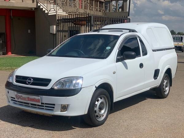 2007 Opel Corsa Utility 1.4i Club Pu Sc  Gauteng Brakpan_0