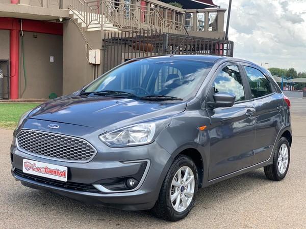 2019 Ford Figo 1.5Ti VCT Ambiente Gauteng Brakpan_0