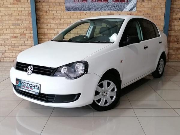 2013 Volkswagen Polo Vivo 1.4 Trendline North West Province Orkney_0