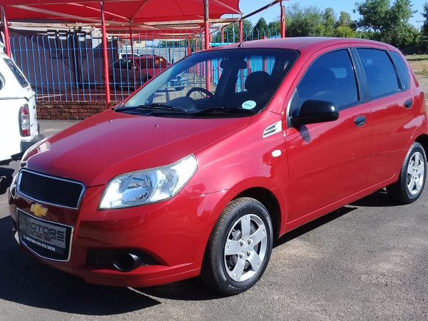 2010 Chevrolet Aveo 1.6 L  North West Province Orkney_0