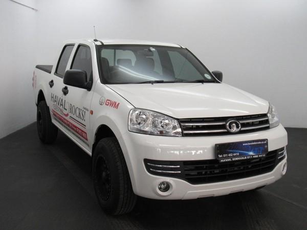 2020 GWM Steed 5 2.2 MPi Base Double Cab Bakkie Gauteng Edenvale_0