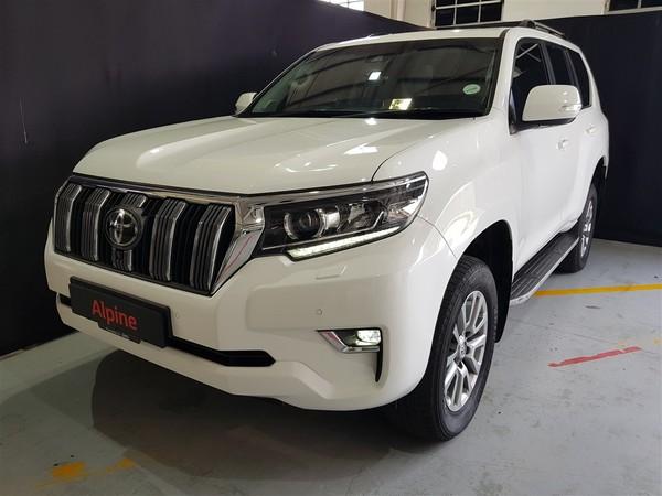 2018 Toyota Prado VX-L 3.0D Auto Kwazulu Natal Hillcrest_0