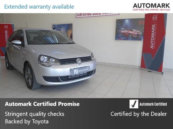 2017 Volkswagen Polo Vivo GP 1.4 Trendline 5-Door Northern Cape Hartswater_0